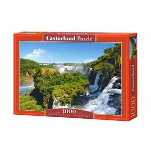 "Castorland (C-101917) - ""Iguazu Falls, Argentina"" - 1000 piezas"