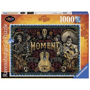 """Ravensburger (19811) - """"Seize your Moment"""" - 1000 piezas"""