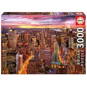 """Educa (17131) - """"Manhattan Skyline"""" - 3000 piezas"""