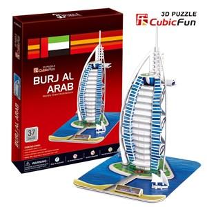 """Cubic Fun (C065H-2) - """"Burjal-Arab"""" - 37 piezas"""