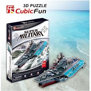 "Cubic Fun (P602H) - ""Kiev Aircraft Carrier"" - 103 piezas"