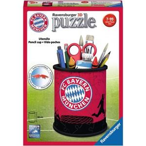 "Ravensburger (11215) - ""Pencil Cup: FC Bayern"" - 54 piezas"