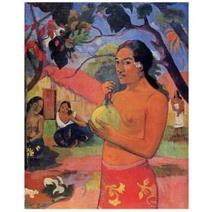 "D-Toys (66961-IM06) - Paul Gauguin: ""Where are you going?"" - 1000 piezas"