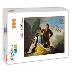 "Grafika Kids (00344) - Francisco Goya: ""El Quitasol, 1777"" - 300 piezas"