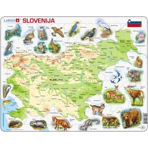 "Larsen (K25) - ""Slovenia"" - 65 piezas"